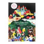 现货包邮 英文原版 Fairy Tale Play: A pop-up storytelling book 童话剧本