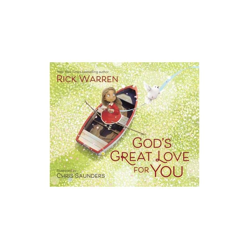 【预订】God's Great Love for You 预订商品,需要1-3个月发货,非质量问题不接受退换货。