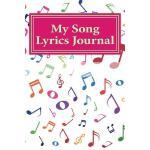 【预订】My Song Lyrics Journal