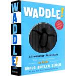 光与影视觉动画书英文原版 Waddle 摇摆 精装 纽约时报畅销书 Workman