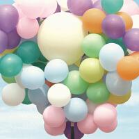 孩派/派对用品/生日派对/装饰布置/18寸/乳胶气球/纯色气球/1个