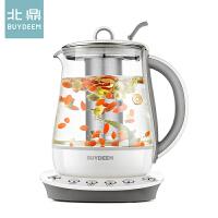 北鼎(buydeem) K102�B生�仉�多功能加厚玻璃分�w家用煎中�煲煮茶