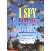 I Spy: Fantasy 视觉大发现:梦幻加工场 9780590462952