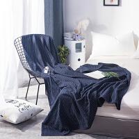 纱布毛巾毯全棉午睡薄被子单人小毯子纯棉夏凉被空调盖毯夏季 150cmX200cm