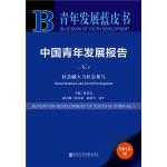 青年发展蓝皮书:中国青年发展报告NO.1
