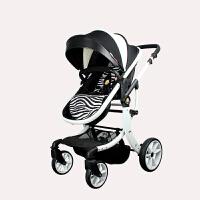 高景观婴儿推车可坐可躺折叠双向轻便简易避震婴儿手推车