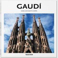 现货 Gaudi 安东尼 高迪 建筑设计作品集 英文原版 西班牙建筑大师 加泰隆现代主义 Taschen Basic