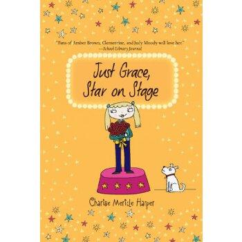 【预订】Just Grace, Star on Stage 美国库房发货,通常付款后3-5周到货!
