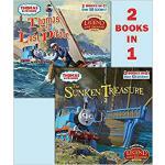【预订】Thomas and the Pirate/ The Sunken Treasure (Thomas & Fr