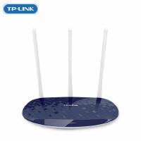 TP-LINK�o�路由器家用wifi穿�ν�886N智能信�放大器迷你AP中�^�U展器���Ч饫w450M