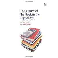 【预订】The Future of the Book in the Digital Age