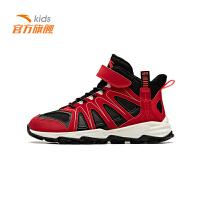 安踏童鞋男童棉鞋儿童运动鞋中大童加厚保暖鞋子31946902