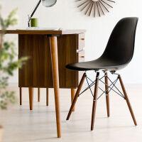 家逸简约电脑椅伊姆斯椅办公椅子学习简易椅书桌椅咖啡休闲椅餐椅