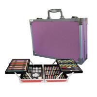 儿童绘画文具画笔礼盒套装水彩笔蜡笔油画棒小学生画画工具生日