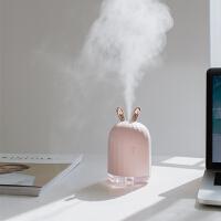 加湿器家用静音卧室空气孕妇婴儿喷雾补水迷你办公室车载桌面