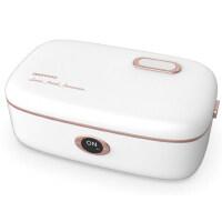韩国大宇DY-FH101电热饭盒可插电加热保温便当免注水上班族煮蒸热饭神器