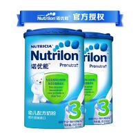 【当当自营】荷兰原装进口 Nutrilon诺优能幼儿配方奶粉3段800g*2听量贩装