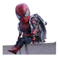 蜘蛛侠玩具返校季模型英雄归来公仔关节可动人偶摆件