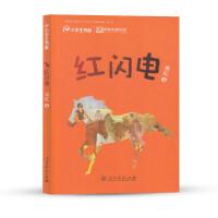 校园星阅读第一辑 红闪电(儿童文学作家冉红、热血赛马青春故事、中小学课外读物)