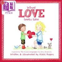 【中商海外直订】What Love Looks Like: Inspired by the 5 Love Langua