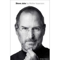 【二手书8成新】Steve Jobs(美国版史蒂夫 乔布斯传(美国版 英文原版 Walter Isaacson(沃尔特