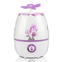 空气加湿器家用静音卧室大容量 上加水孕妇婴儿小型空调精油