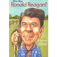 现货 Who Was Ronald Reagan?