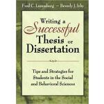 【预订】Writing a Successful Thesis or Dissertation 97814129422