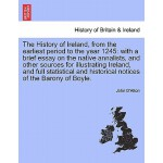 【预订】The History of Ireland, from the Earliest Period to the