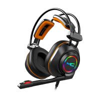 电脑耳机头戴式耳麦7.1声道电竞游戏吃鸡台式笔记本带麦克风有线