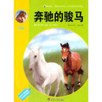 震撼中国学生心灵的动物传奇阅读--奔驰的骏马(四色印刷) 9787307097001