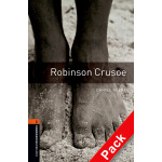 Oxford Bookworms Library: Level 2: Robinson Crusoe audio 牛津