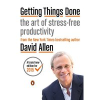 现货 Getting Things Done: The Art of Stress-Free Productivity