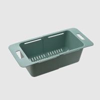 厨房置物架用品用具小百货碗架收纳水槽沥水架碗碟篮可伸缩洗碗池