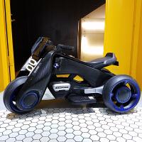 儿童电动摩托车三轮车1-5岁充电玩具汽车宝宝3-6岁男孩女孩