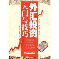 外汇投资入门与技巧 陈文虎,庆明著 中国经济出版社 9787501786329
