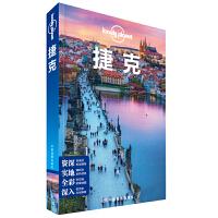 LP捷克 孤独星球Lonely Planet旅行指南系列-捷克