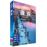 孤独星球Lonely Planet旅行指南系列-捷克