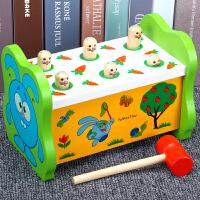 打地鼠玩具 幼儿儿童大号男孩宝宝打地鼠音乐敲击积木 玩具