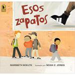 【预订】Esos Zapatos 9780763699796