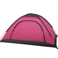 户外运动装备双人家庭防雨情侣沙滩野营野外2人超轻露营帐篷