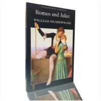 [现货]罗密欧与朱丽叶 Romeo and Juliet 四大悲剧 英文原版 莎士比亚 经典小说