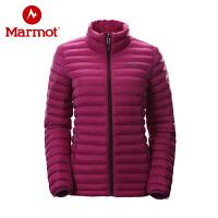 Marmot/土拨鼠户外运动女士防风新雪丽棉服