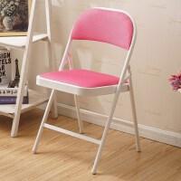 办公室可折叠椅子网布会议椅休闲家用电脑椅靠背