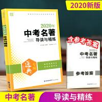 2020新版 通城学典 专项通典 中考名著导读与精练 初中七八九年级中考语文总复习教材资料上册下册通