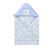 婴儿抱被春秋薄款棉厚襁褓包巾初生宝宝用品包被冬季