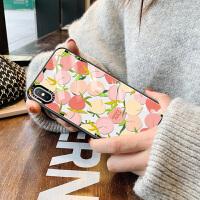 iPhone11手�C�ぬO果x玻璃潮ins�W�t女款11Promax透明xsmax超薄11maxPro全包XR��sPOR水蜜