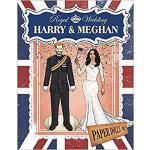 【预订】Royal Wedding: Harry & Meghan Paper Dolls 9780525707226