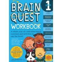 Brain Quest Workbook: Grade 1 智力开发系列:1年级练习册 ISBN97807611491