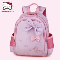 HelloKitty凯蒂猫 KT1146浅紫 儿童书包3-6岁女童韩版甜美幼儿园书包